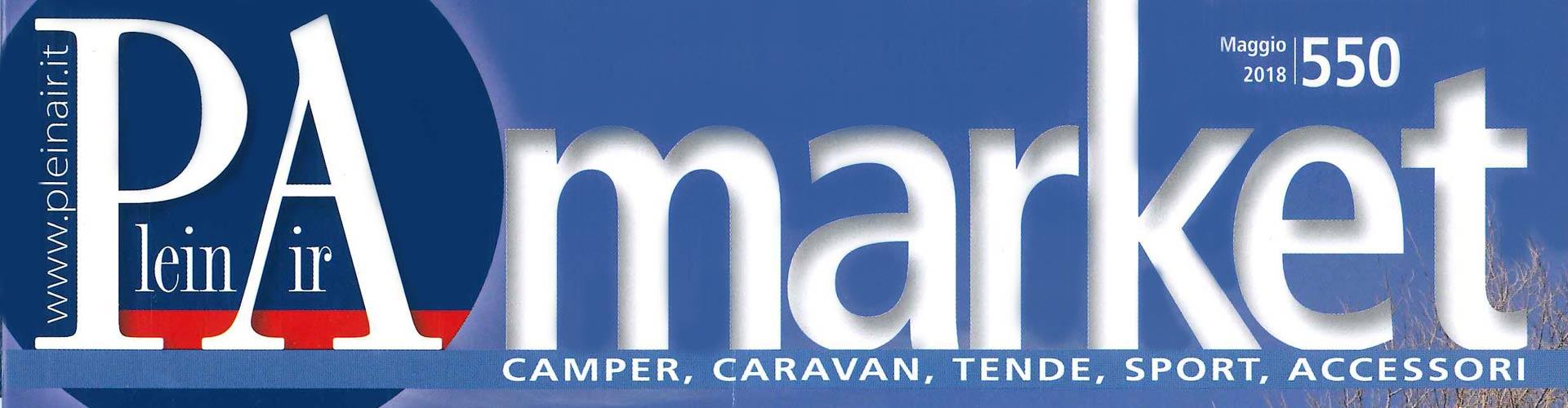 Camper Assandri sulla rivista Plein Air Market
